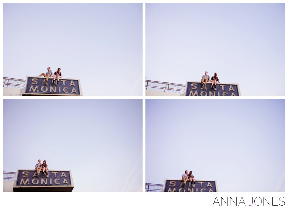 Cassel > Santa Monica Engagment Shoot by Anna Jones Wedding & Lifestyle Photography > www.annajon.es
