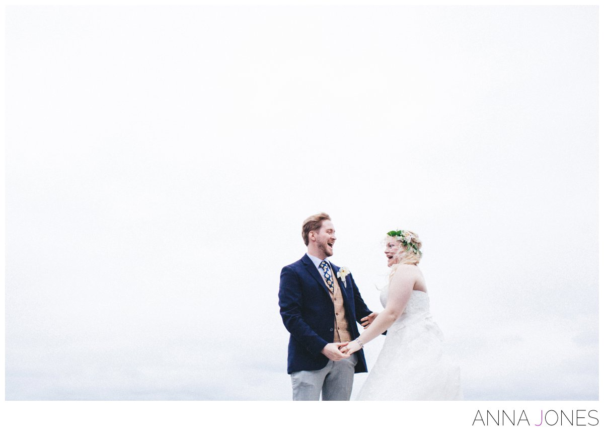Alison Brown + Zach Rohlwing by Anna Jones Wedding Photography