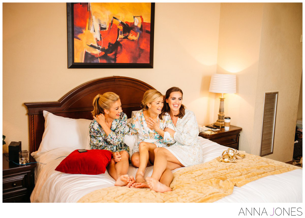 Anna Porto + Trey Griffith Wedding by Anna Jones Photography - w