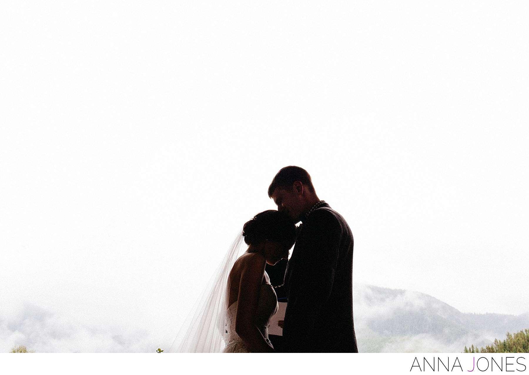 glacier national park wedding in glacier national park