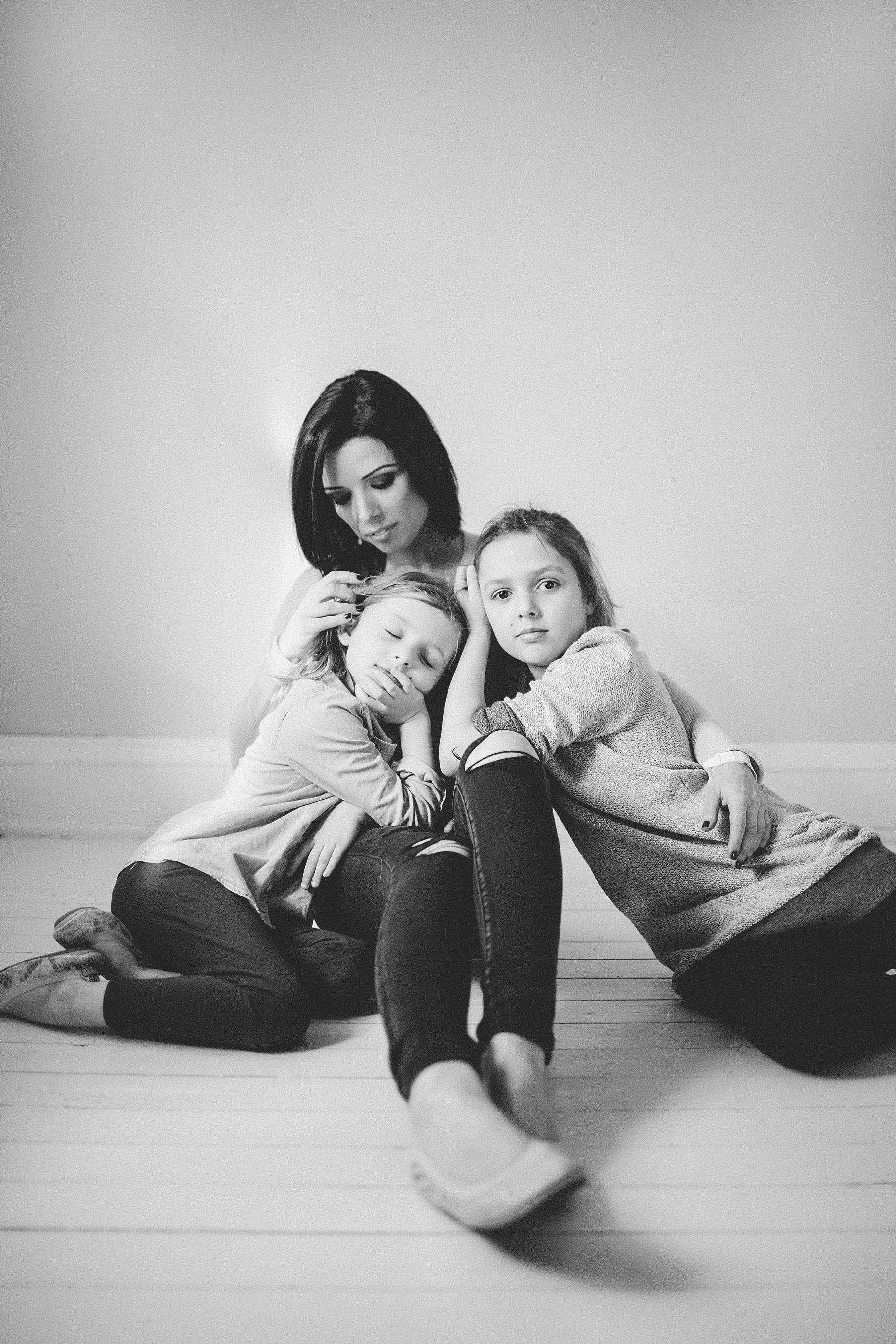 Yana, Ana, and Niki