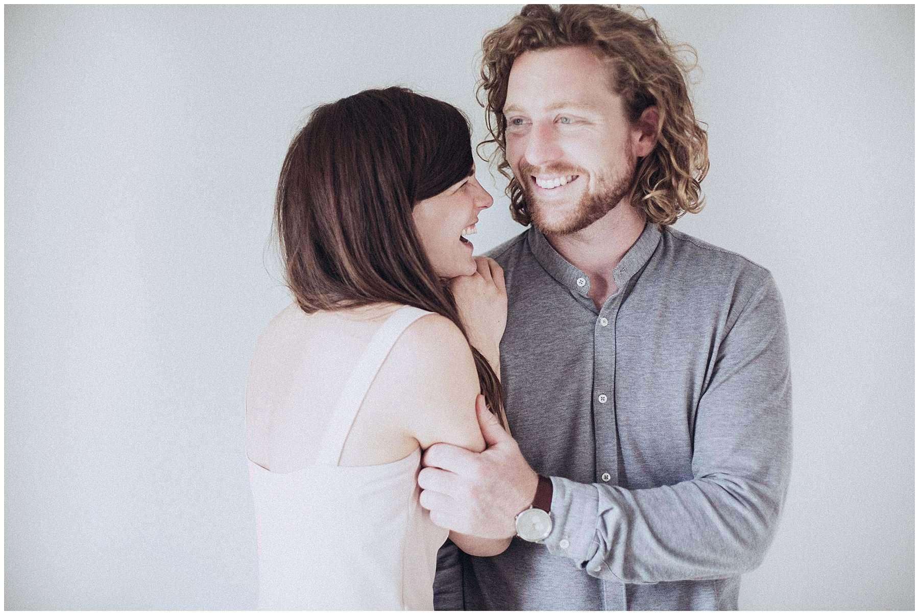Chad and Meg Gleason of Moglea