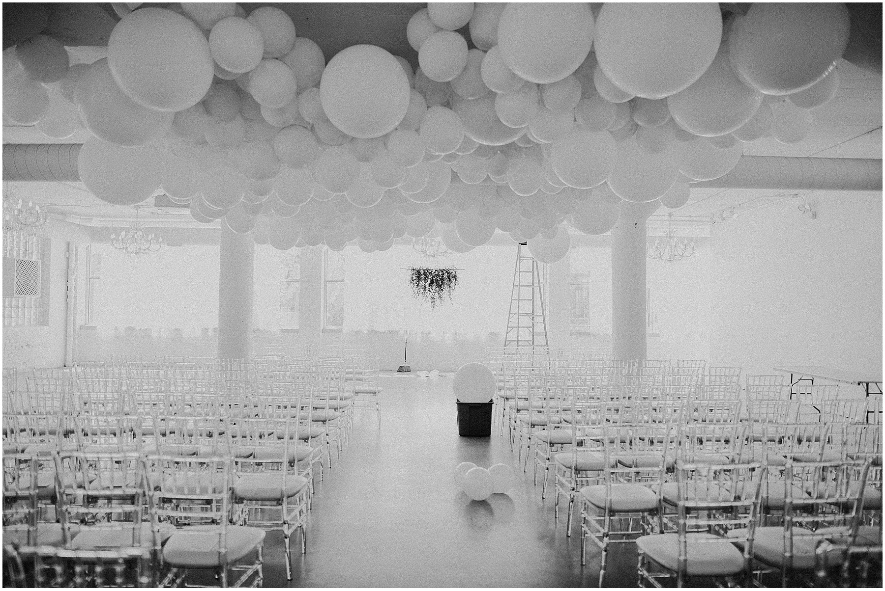 luft balloon chicago wedding at room 1520