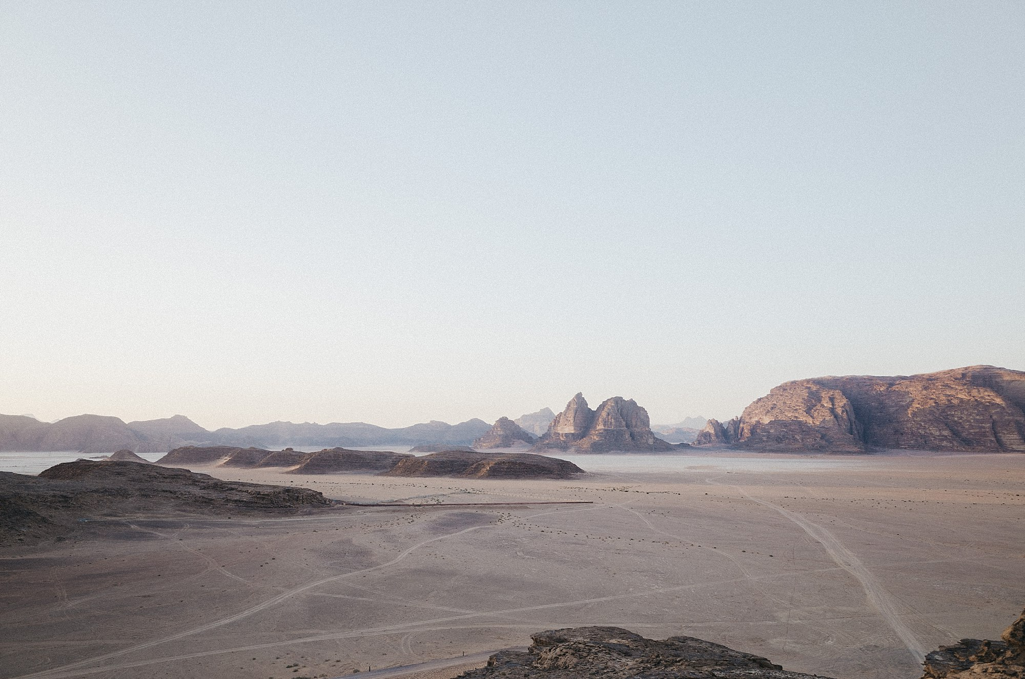 adventures in wadi rum Jordan by anna jones