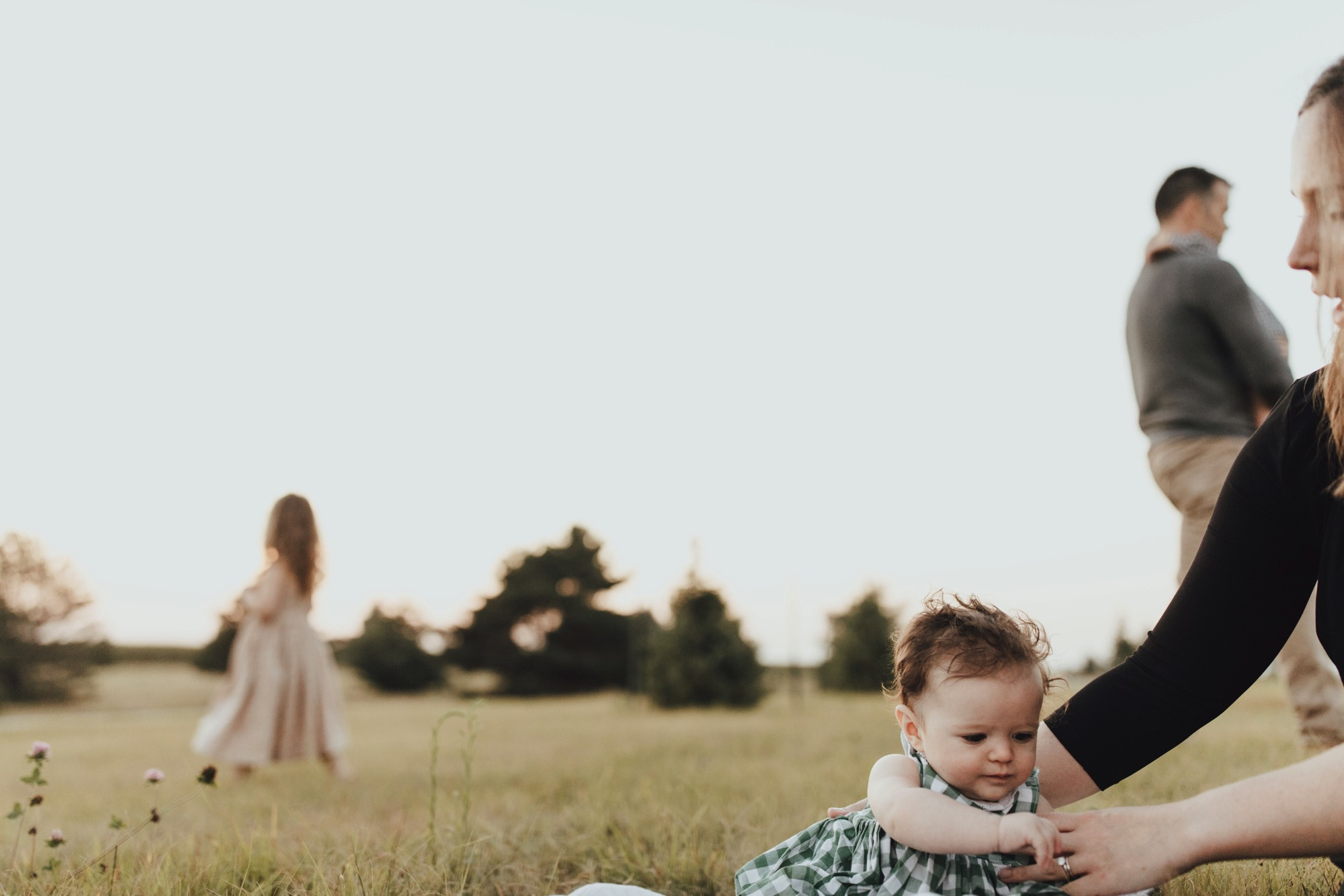 Des Moines family photographer anna jones