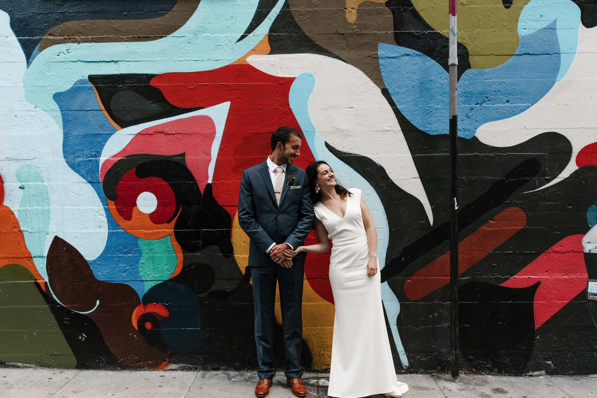 San Francisco Elopement on Style me Pretty