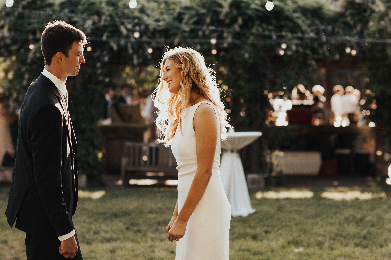 Blake lively Stonehaven barn wedding