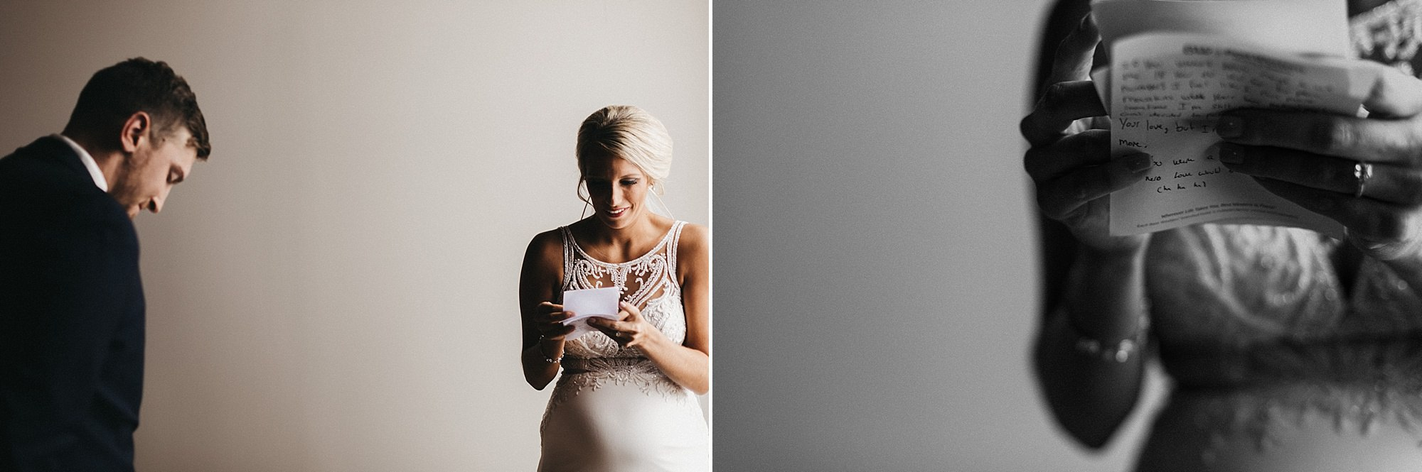 Pregnant Bride at the Maytag Event Complex in Newton Iowa