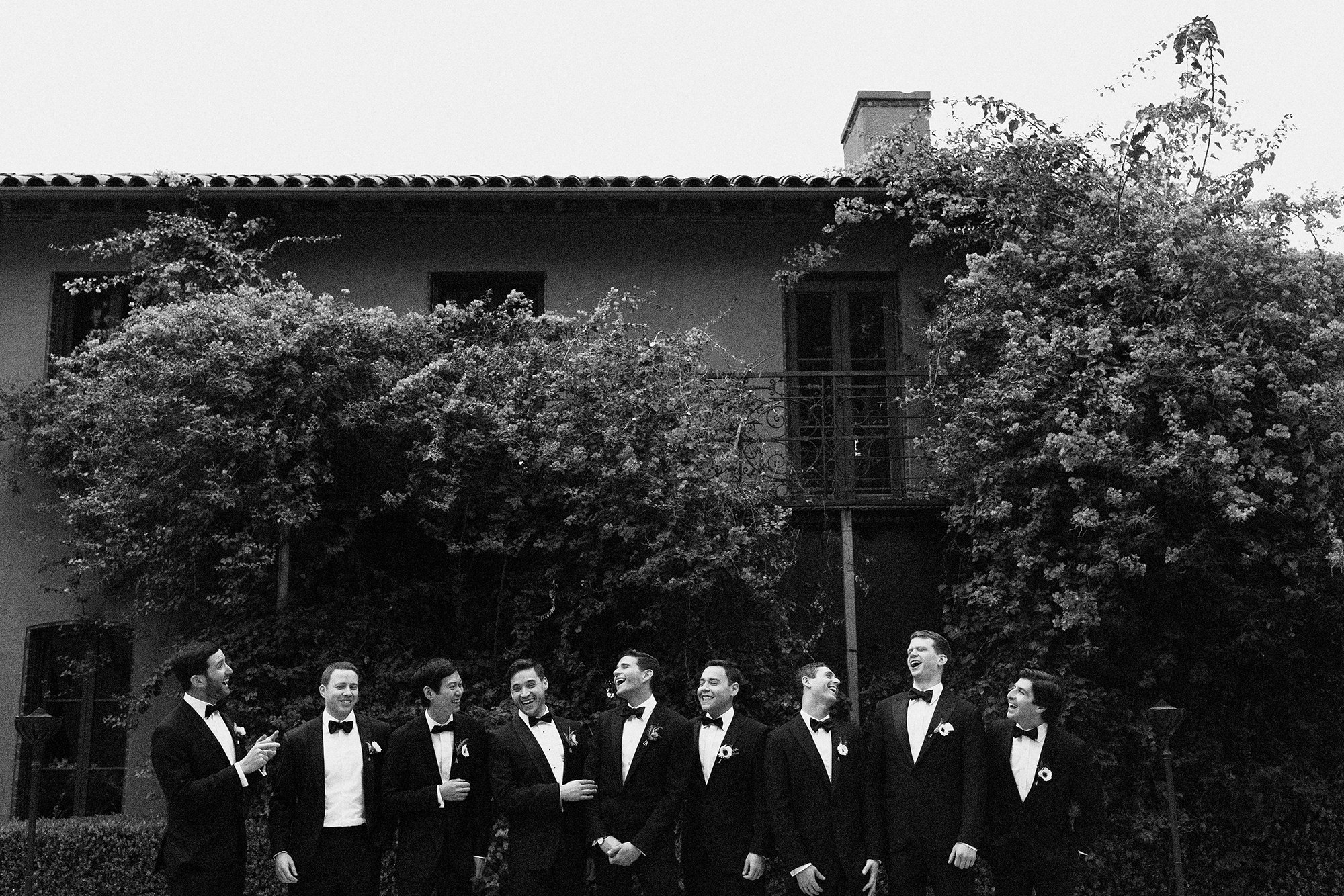 Los Angeles wedding at the paramour estate