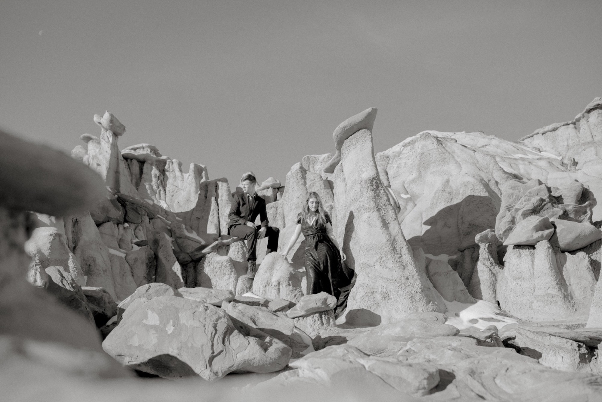 Bisti Wilderness Engagement in New Mexico